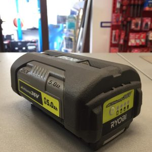 Batteria 36V 5.0Ah Lithium+MAX POWER
